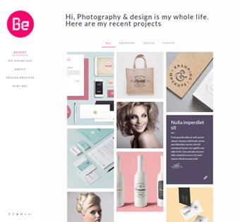 Be-Showcase